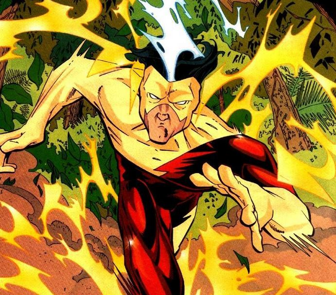 Speedsters in DC's Death of The Speed Force Event