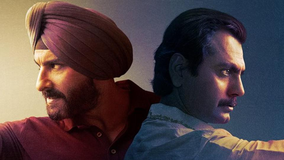 Facts About India's Most Popular TV Show Sacred Games