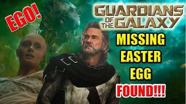James Gunn Final Guardians of The Galaxy Easter Egg