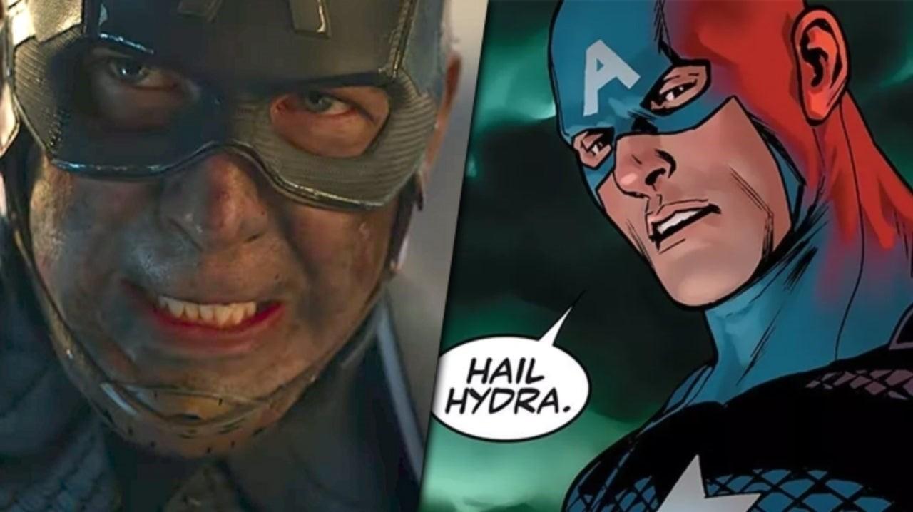 Avengers: Endgame brought back HYDRA's Arnim Zola