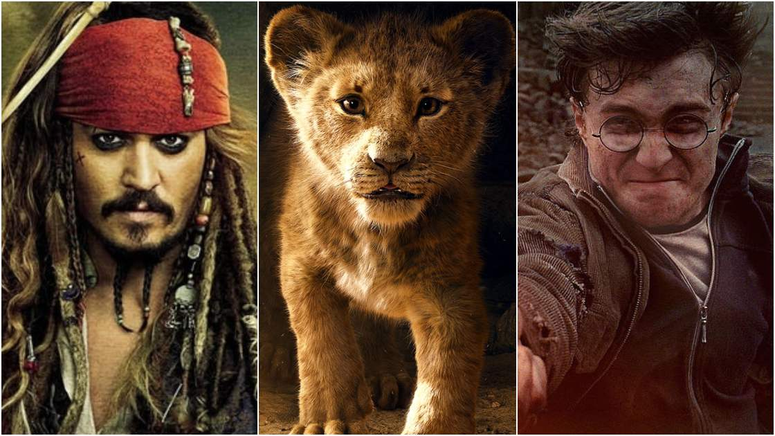 Highest Grossing Adventure Movies