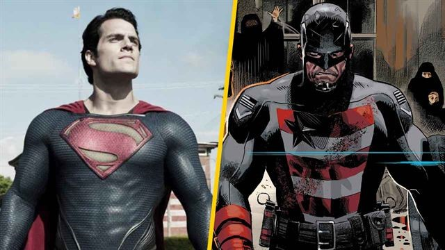 Henry Cavill to play version the Third Captain America
