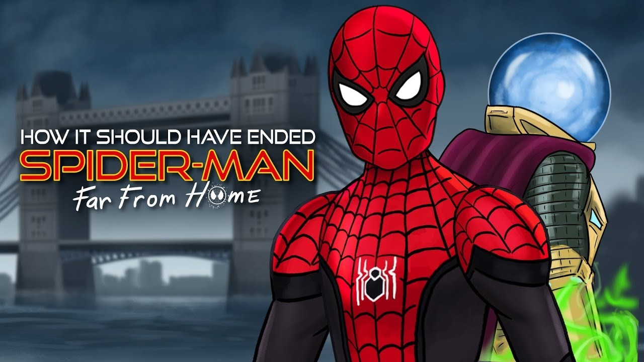 Photo of Hishe – How Spider-Man: Far From Home Should Have Ended