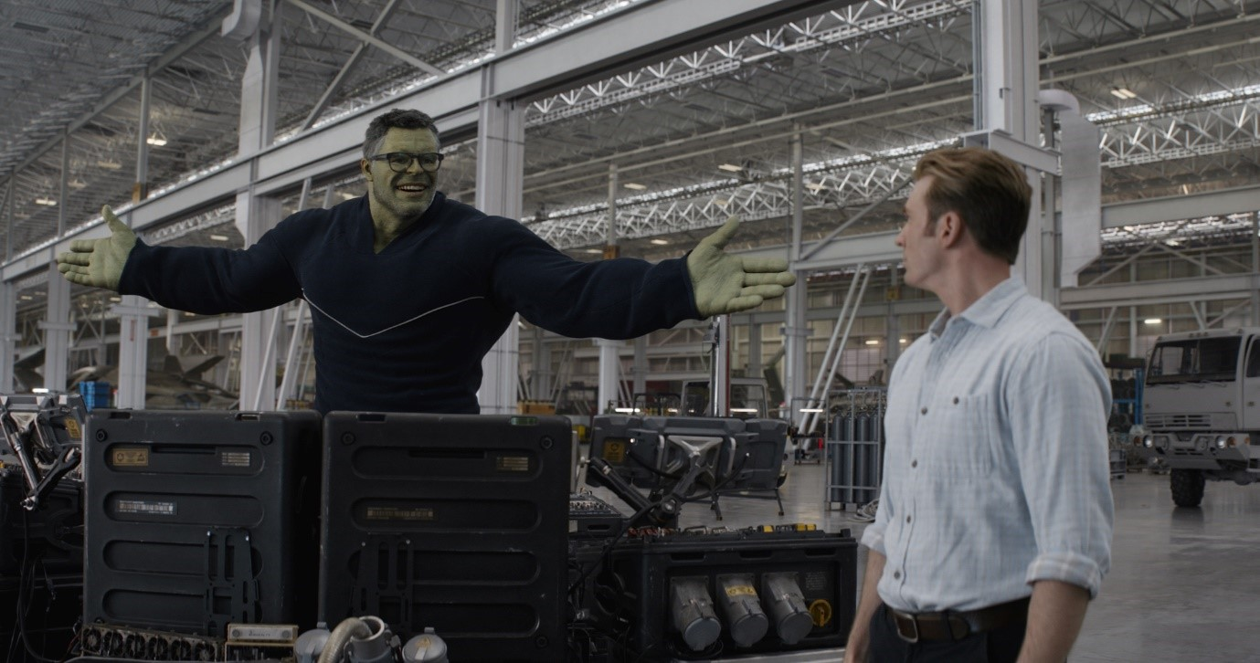 Photo of Avengers: Endgame Hulk May Have Invented Immortality Machine