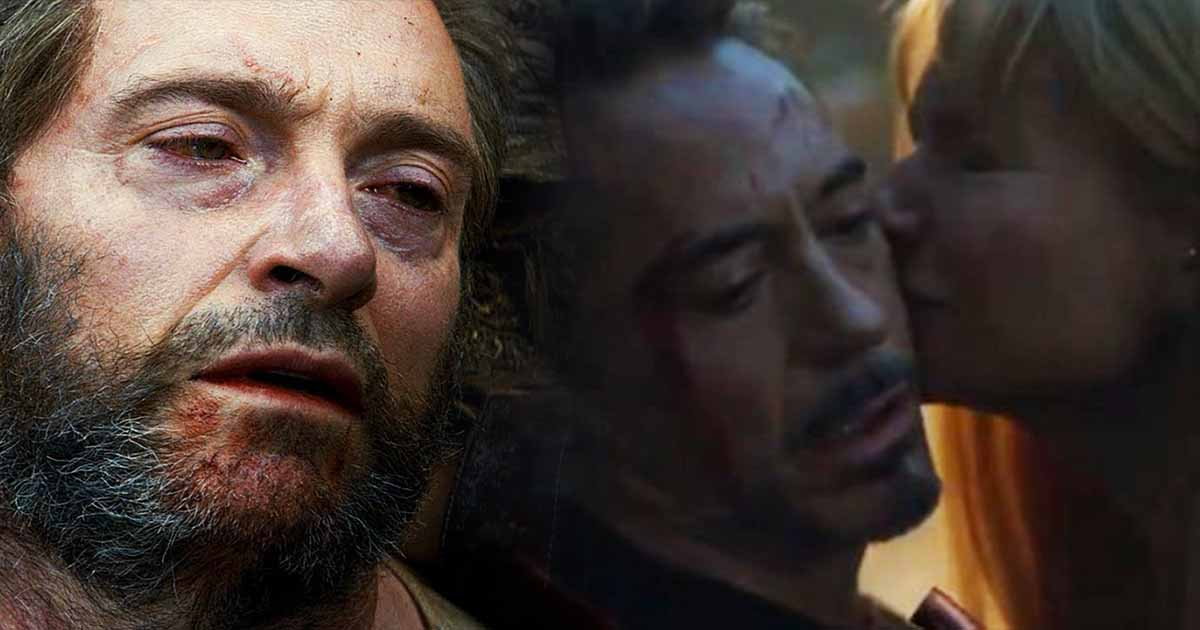 Photo of Logan Killing Off Wolverine Was a Big Influence for the Iron Man Send-Off in Endgame