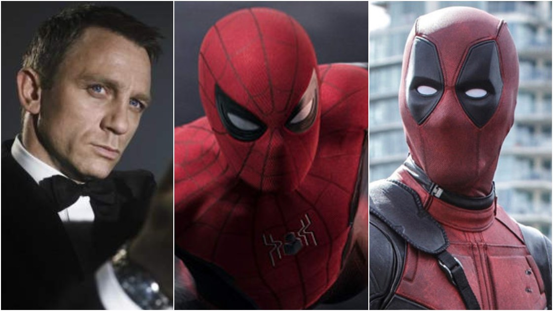 Movie Franchises Spider-Man: Far From Home Has Beaten