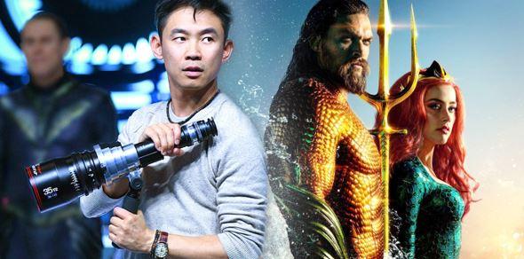 James Wan Aquaman 2 Horror Film