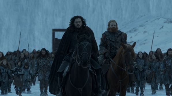 Photo of Kit Harrington Reveals Jon Snow's Destination in Final Game of Thrones Scene
