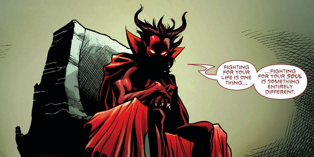 Scariest Comic Book Characters