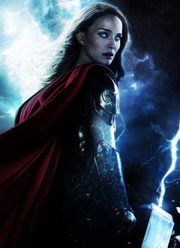 Thor 4 Mighty Thor Infinity War Novel