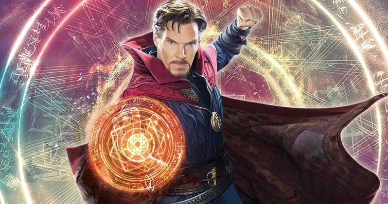 Photo of A Major Mistake Involving Doctor Strange Has Been Spotted