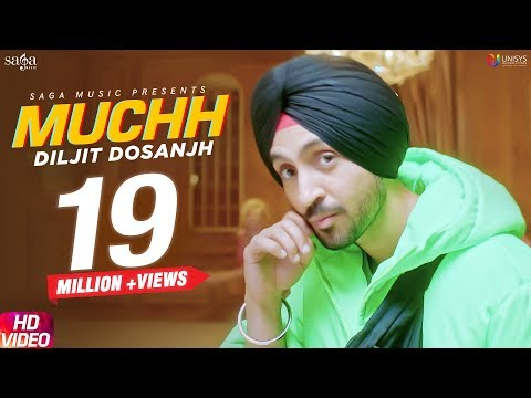 Photo of Muchh Diljit Dosanjh Mr Jatt Mp3 in High Definition Audio