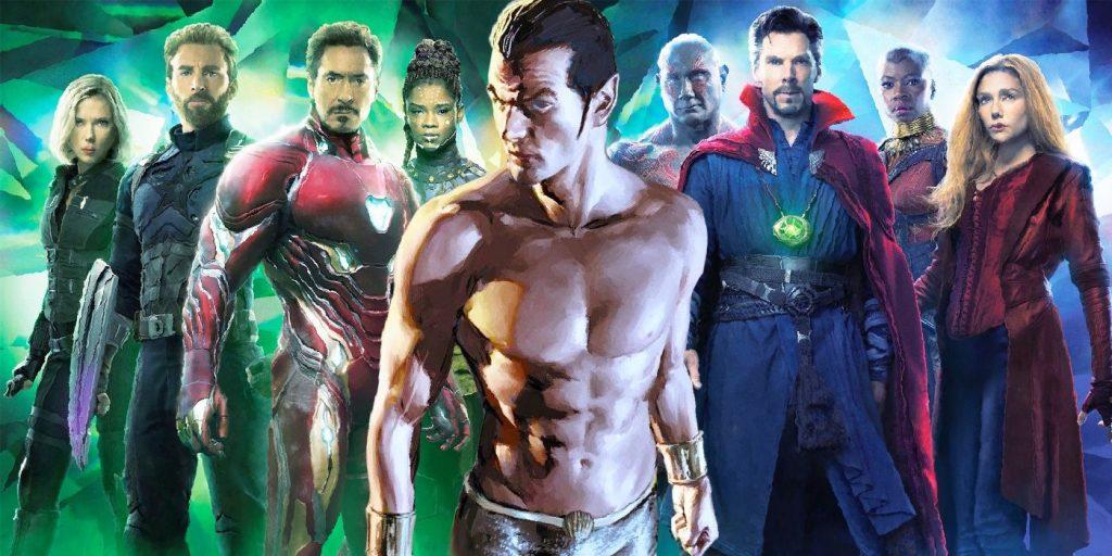 Solo Movies Hulk Namor