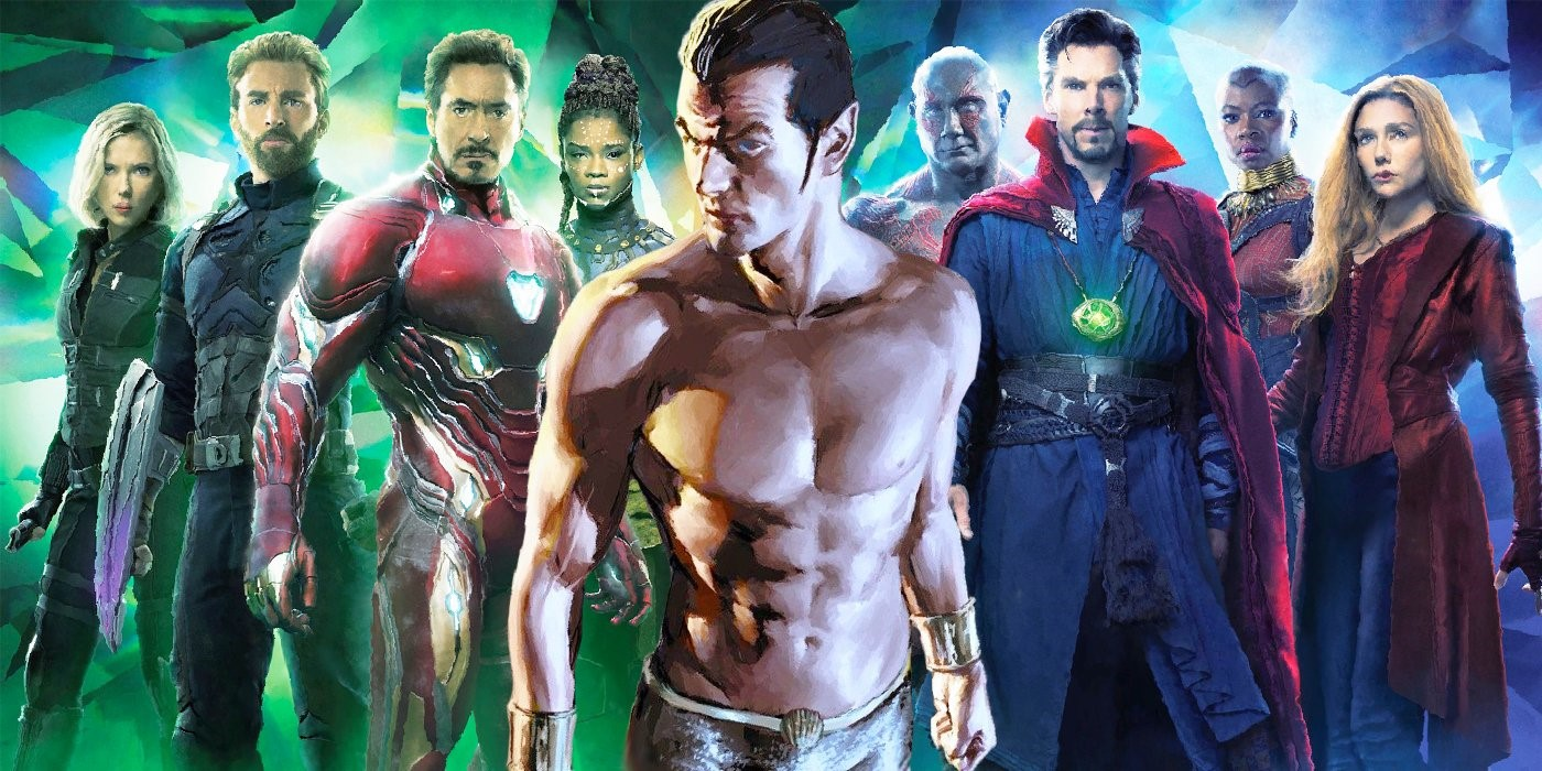 Photo of Namor The Submariner Teased For Phase 4 & Not Black Panther 2