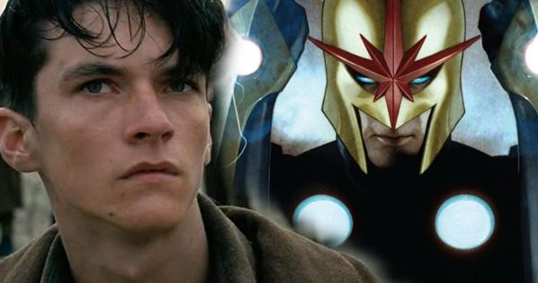 Marvel is Eyeing Dunkirk Actor to Play Nova