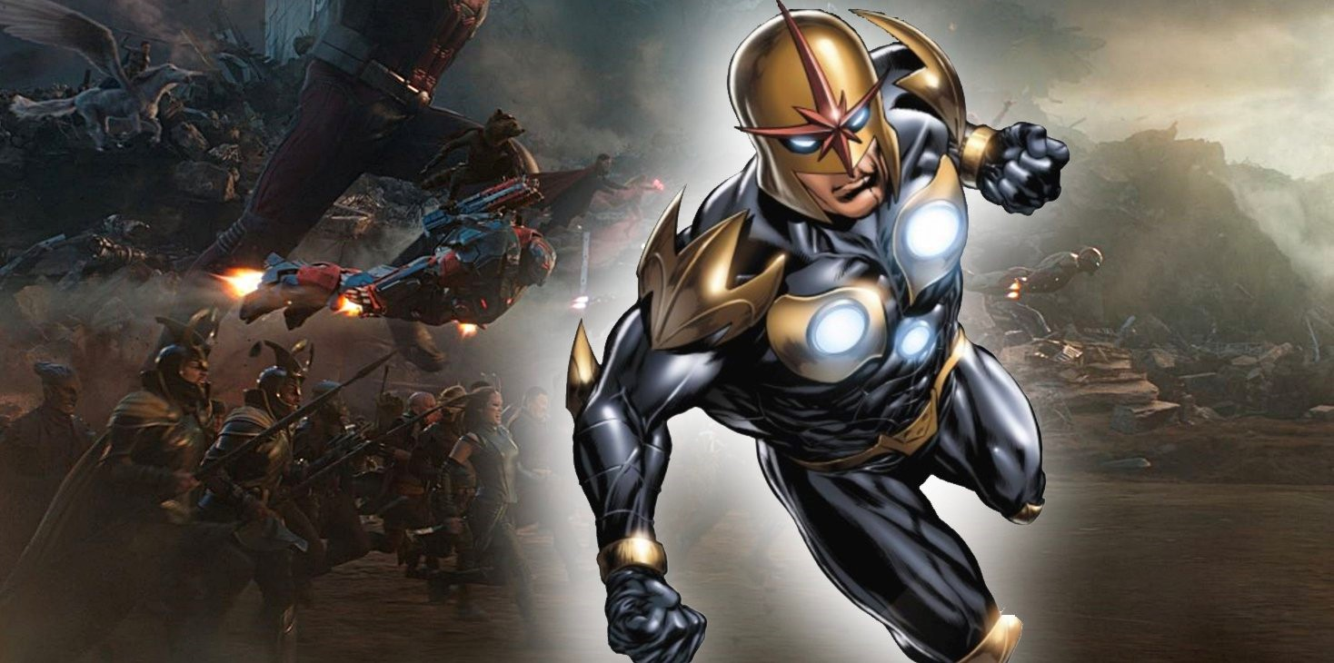 Photo of Marvel Fans Spot Nova in Avengers: Endgame, But It Was All for Nothing