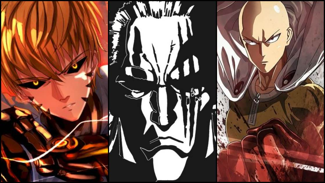One Punch Man Heroes of one punch man