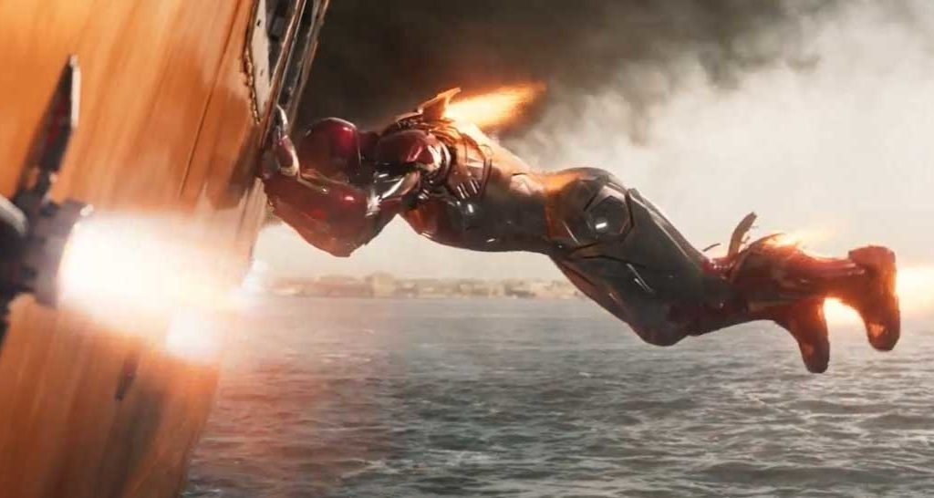 Weapons Created by Tony Stark/Iron Man of The MCU