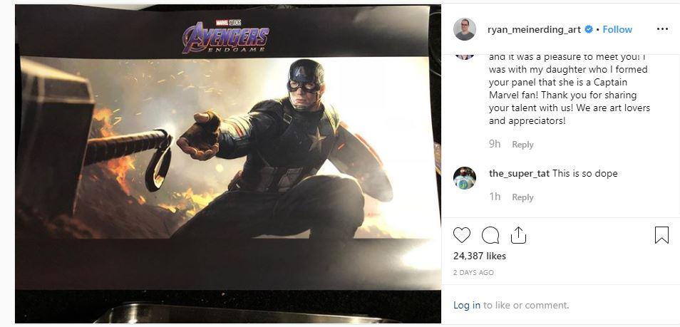 Deleted Captain America Mjolnir Scene Revealed
