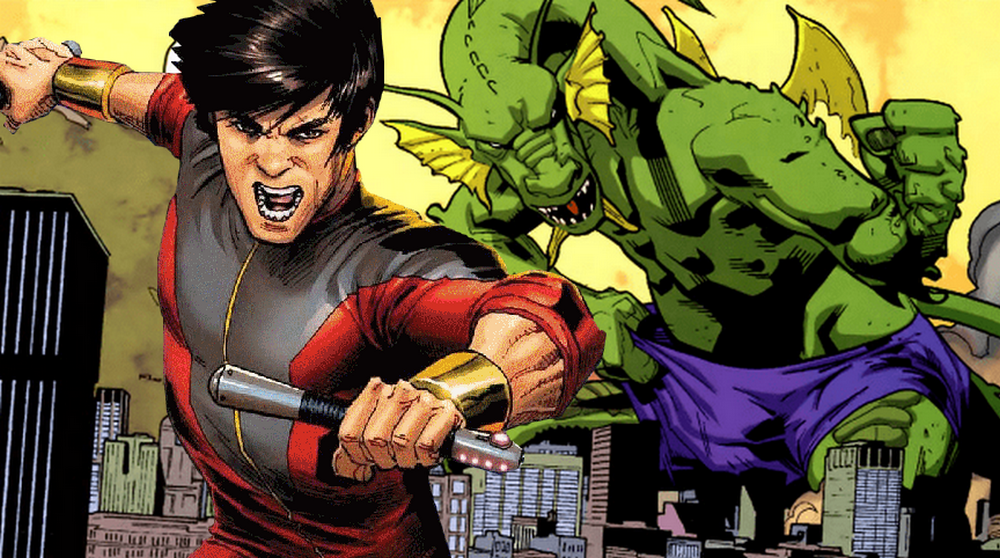 Photo of Marvel's Shang-Chi Movie Super Villain Revealed – Legendary Dragon Fin Fang Foom