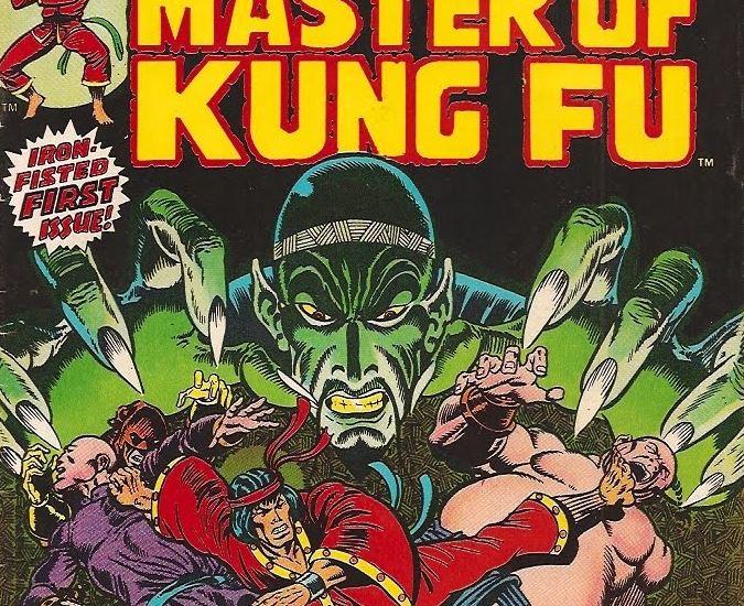 Shang-Chi Kung Fu Legend
