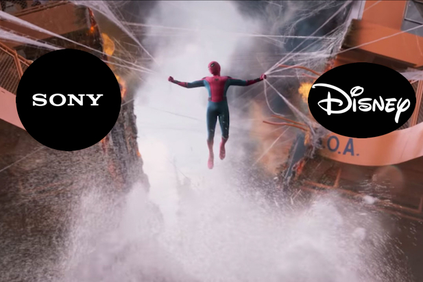 Disney-Sony Split Forces Spider-Man Out of MCU