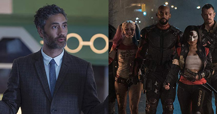 The Suicide Squad: Taika Waititi in a Mystery Role