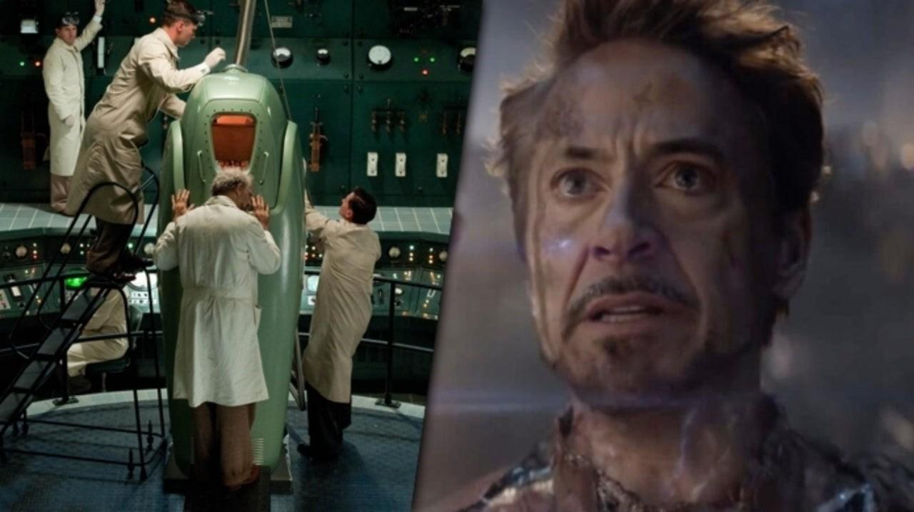 Tony Stark Beat Death
