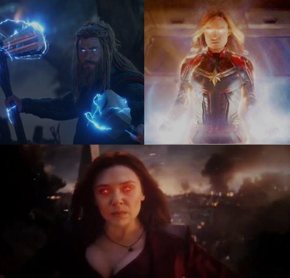 Strongest Avengers