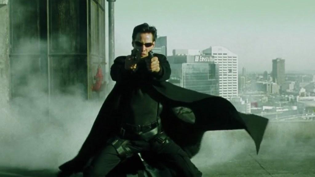 Highest Grossing Movies of Keanu Reeves
