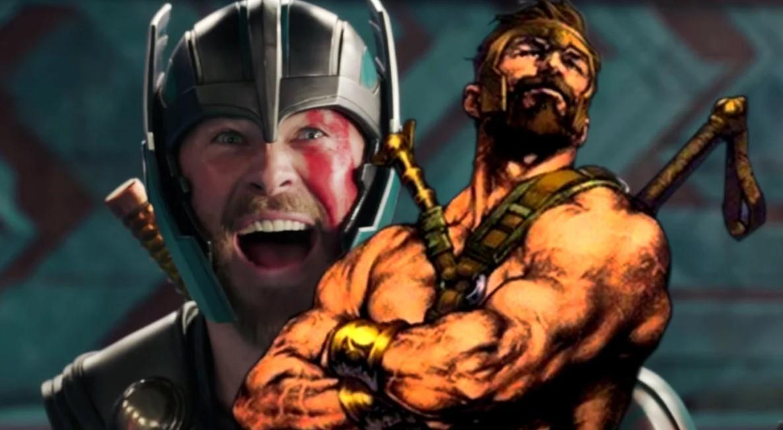 Thor: Love And Thunder Hercules