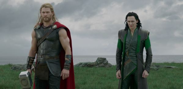 Loki Mjolnir Thor: Love And Thunder