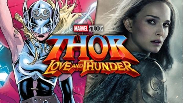 Thor 4 Mighty Thor Infinity War Novel