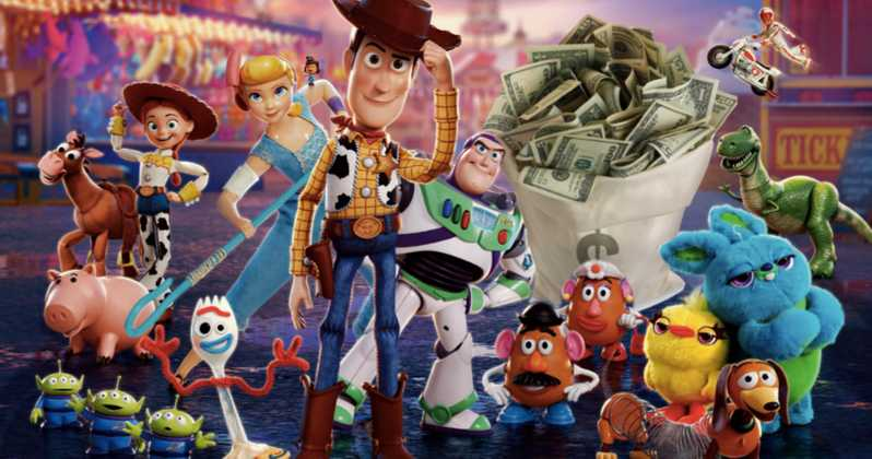Photo of Toy Story 4 Becomes the 5th Disney Movie to Make $1 Billion in 2019