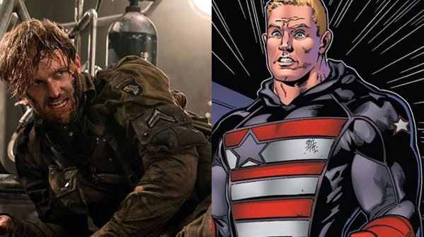 'The Falcon & The Winter' Soldier Cast Third Captain America