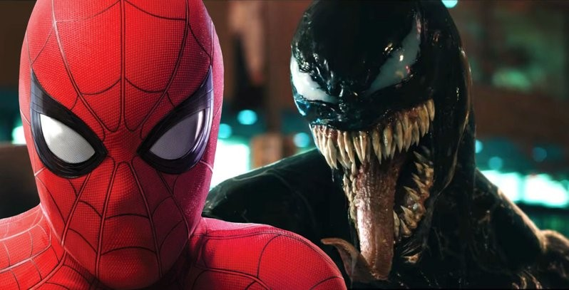 Spider-Man in Venom 2