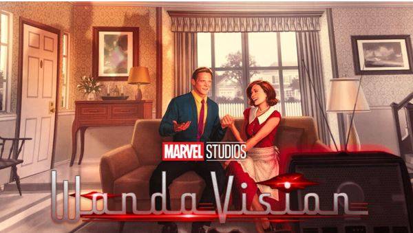 Wandavision Poster Reveals Human Vision, The Return of Mind Stone