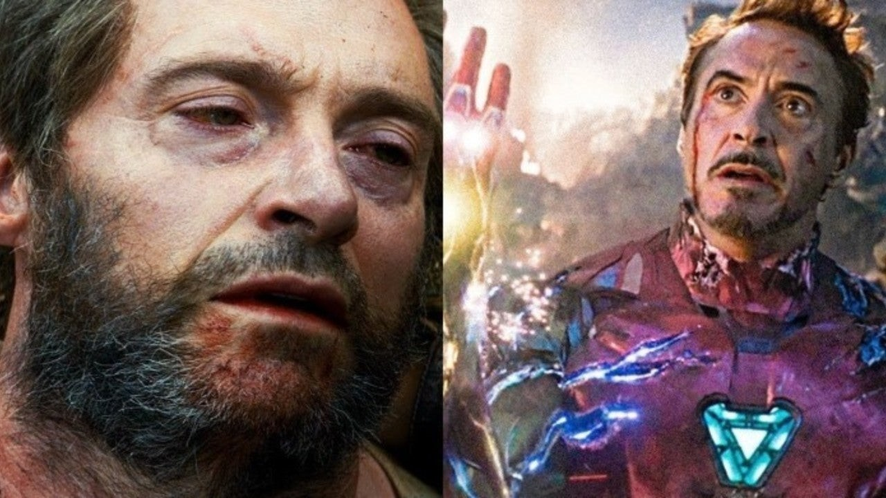 Logan Killing Off Wolverine Was a Big Influence for the Iron Man Send-Off in Endgame