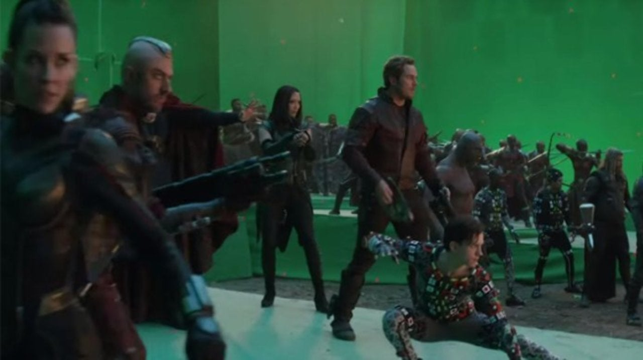Photo of Avengers: Endgame Final Battle Deleted Scene Involving Kraglin Revealed