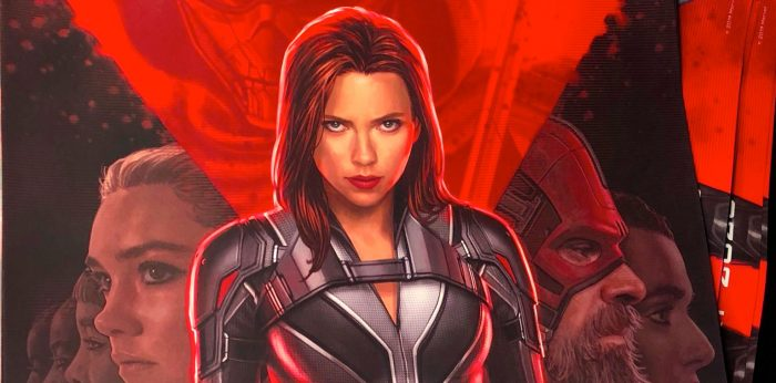 Photo of Black Widow Poster Reveals New Suit, David Harbour's Red Guardian & More