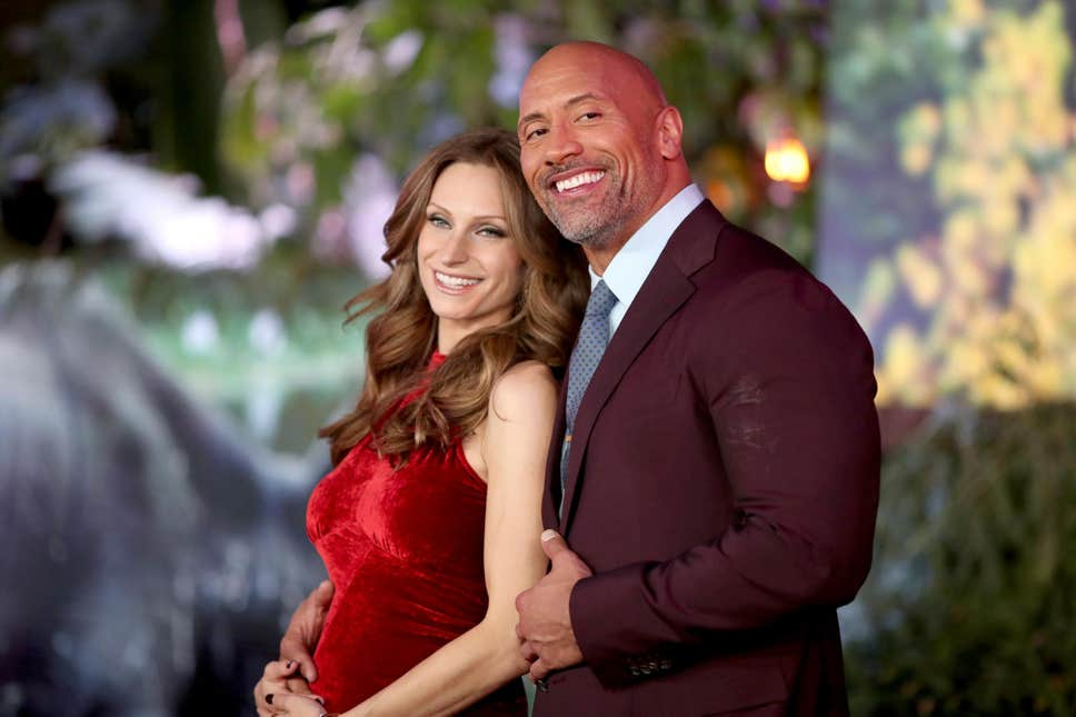 Dwayne 'The Rock' Johnson Married to Laura Hashian