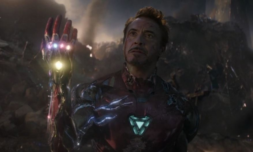 Photo of Here's How Iron Man Got the Infinity Stones Back From Thanos