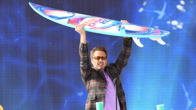 Teen Choice Awards Marvel