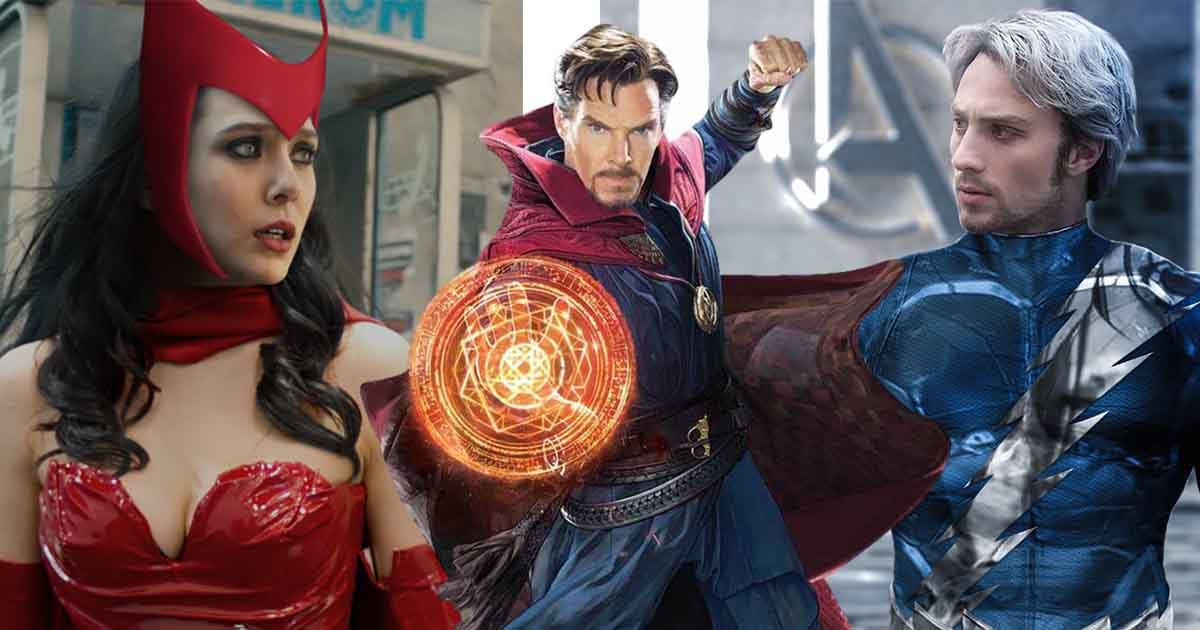 Photo of Doctor Strange 2 – Scarlet Witch May Get Her Comicbook Suit; Quicksilver May Return