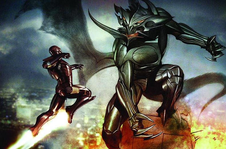 Marvel Shang-Chi Fin Fang Foom