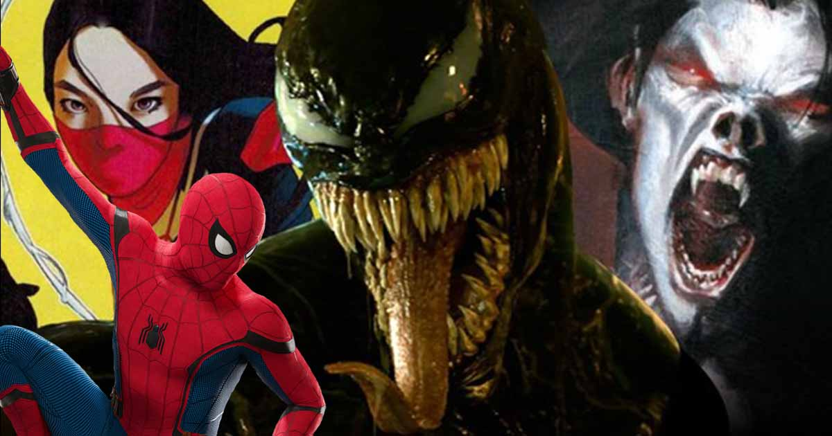 Photo of Every Superhero Project Sony Has Under Development After Spider-Man Split