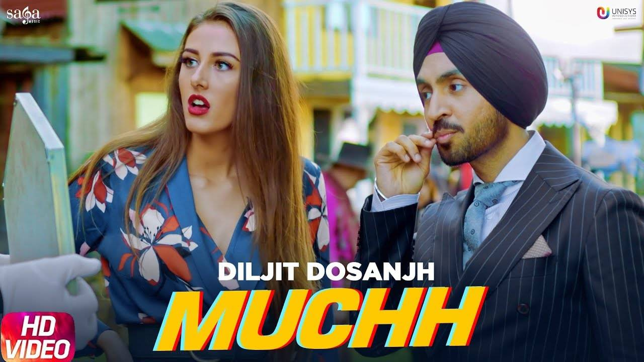 Photo of Muchh Diljit Dosanjh Song Download Mr Jatt in High Quality