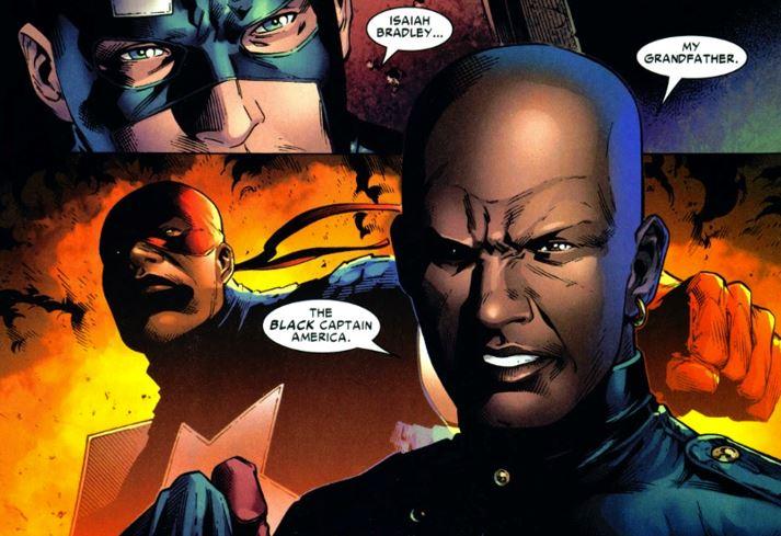 2 Black Versions of Captain America in MCU