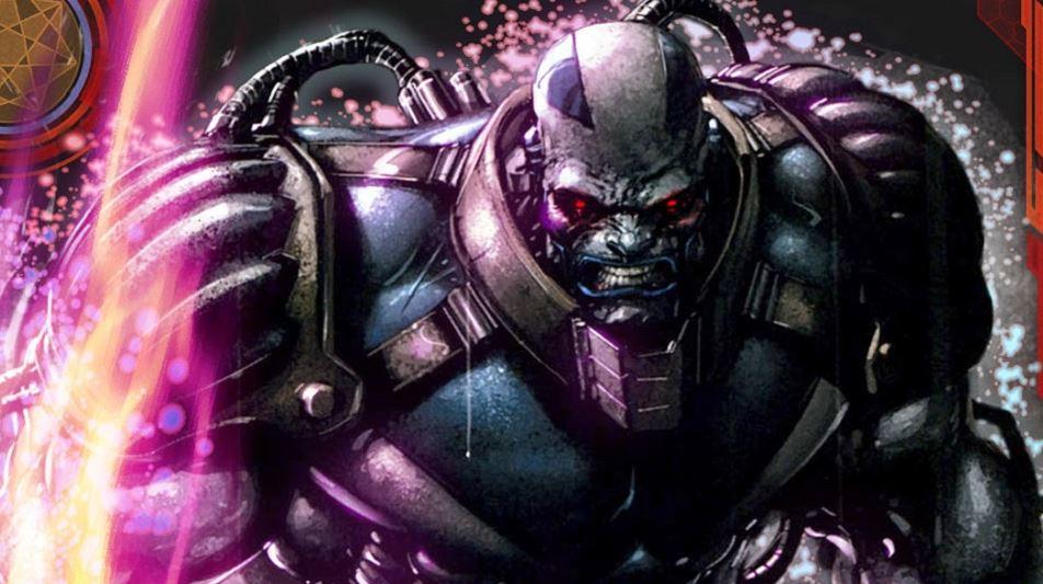 Apocalypse Vs. Darkseid