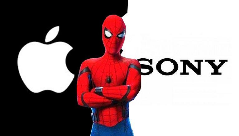 Disney-Sony Deal on Hold Apple May Buy Sony